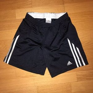 adidas Bottoms - Adidas shirts boys medium black/white NWOT